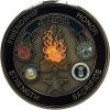 Zinc Die Cast Coins - 1-3/4