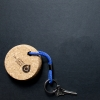 Floatie Recycled Cork Keychains - Circle