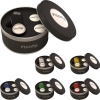 Pitchfix XL 3.0 Deluxe Set - Tool & 2 Additional Markers in Round Tin