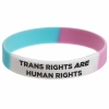 Transgender Silicone Bracelet