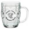 20 oz. Britannia Glass Mug