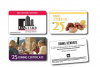 $25 Dining Certificate Card