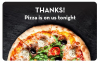 Pizza Party Gift Card