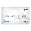 Virtual Visa Gift Card