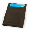 Money Clamp™ Cabretta Leather Wallet w/Extra Capacity