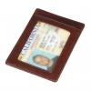 Money Clamp™ Cabrino Leather Wallet w/ID Window