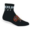 Import Full Moisture Wicking Cushion Ankle Socks w/Knit-In Logo