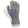 Wool Knit Glove w/Direct Embroidery