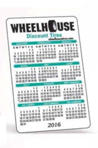 Pocket Calendars